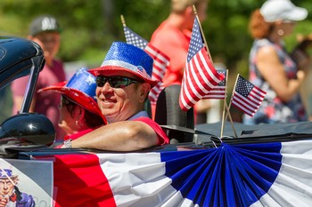 Fourth of July event in Breckenridge