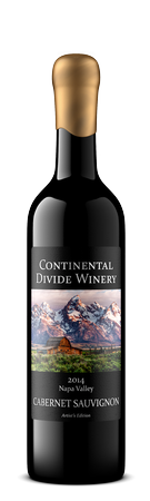 2014 Black Label Napa Cabernet