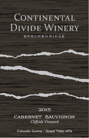 2015 CO Cliffside Cabernet Sauvignon