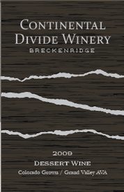 2009 Colorado Dessert Wine